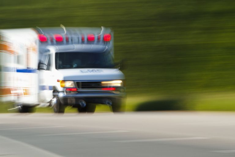 Unless you've been there you wouldn't understand: A Paramedic's farewell to the job
